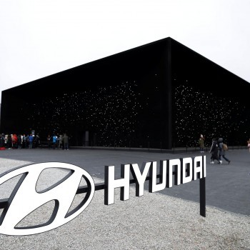 Why South Korea's Biggest Auto Brand Isn't Advertising Cars At Its Own Winter Olympics