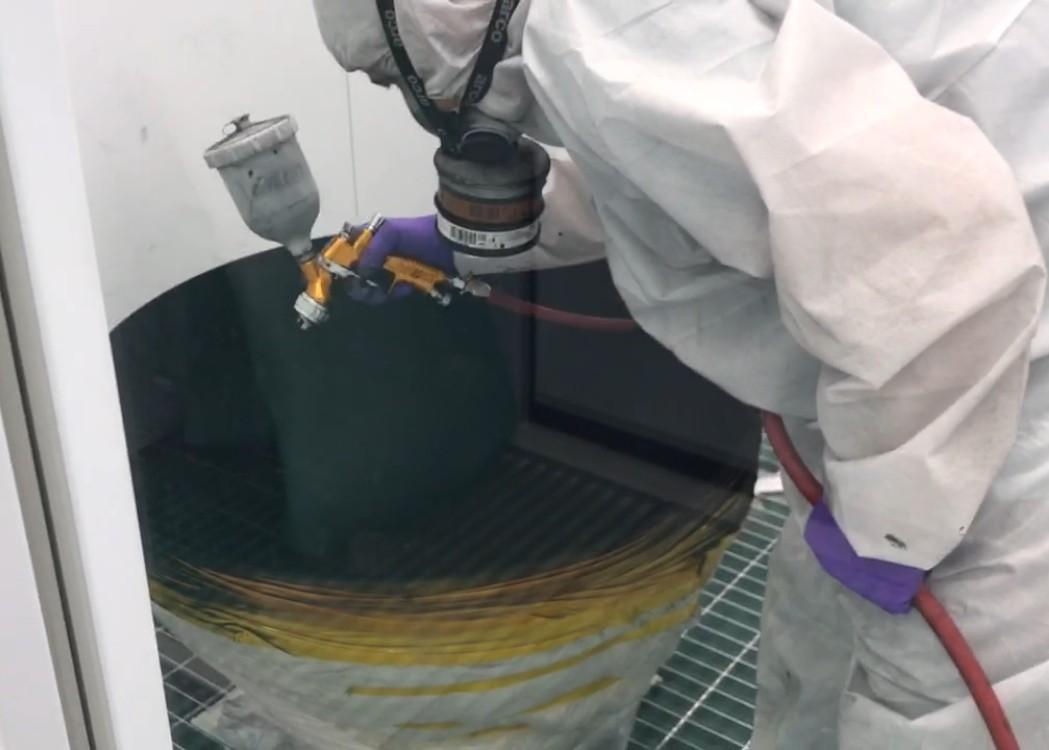 vantablack vbx2 surrey nanosystems