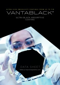 Vantablack Technical Data Sheet